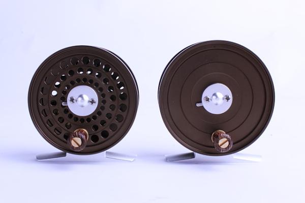 兩自行開發捲線器外觀差異