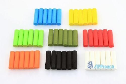 彩色發泡柱