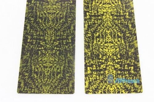 矽膠昆蟲背雜色橡樹皮 2