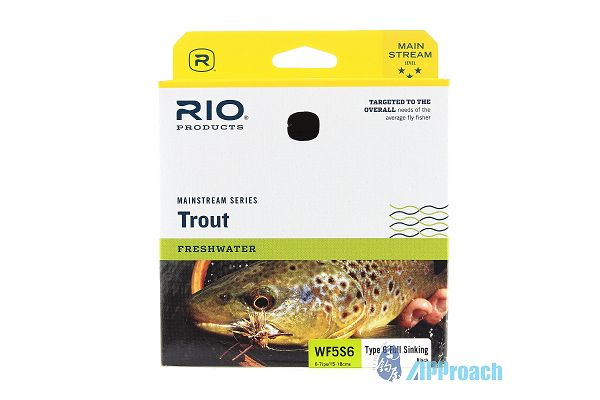 Mainstream Series Trout Freshwater WF5S6 edited