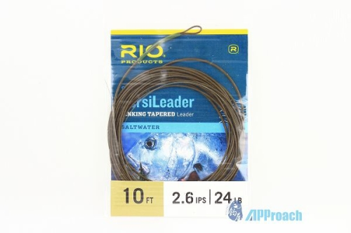 RIO VersiLeader Sinking Tapered Saltwater 10ft