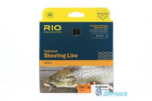 Technical Shooting Line Spey 25lb edited